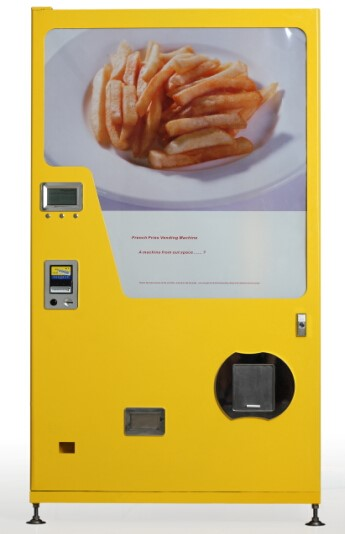 Time4Snacks | Hot Chips vending machine